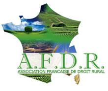 AFDR - Association Française de Droit Rural