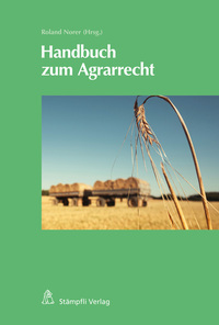 Handbuch zum Agrarrecht